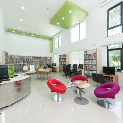 Library of  GI Chennai