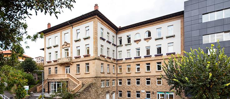 Sitz des Goethe-Institut San Sebastián