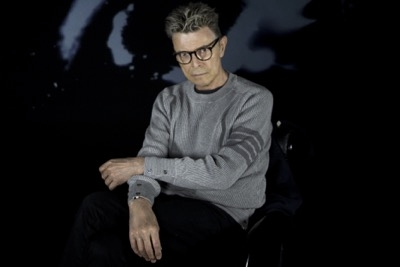 David Bowie in Berlin, 2015