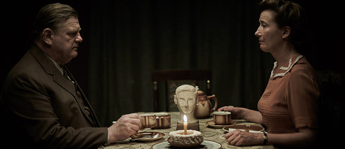 """Alone in Berlin"", Brendan Gleeson, Emma Thompson"