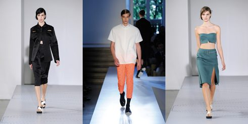 Jil Sander Collection Spring/Summer 2014