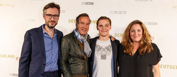 Press conference Deutschland 83