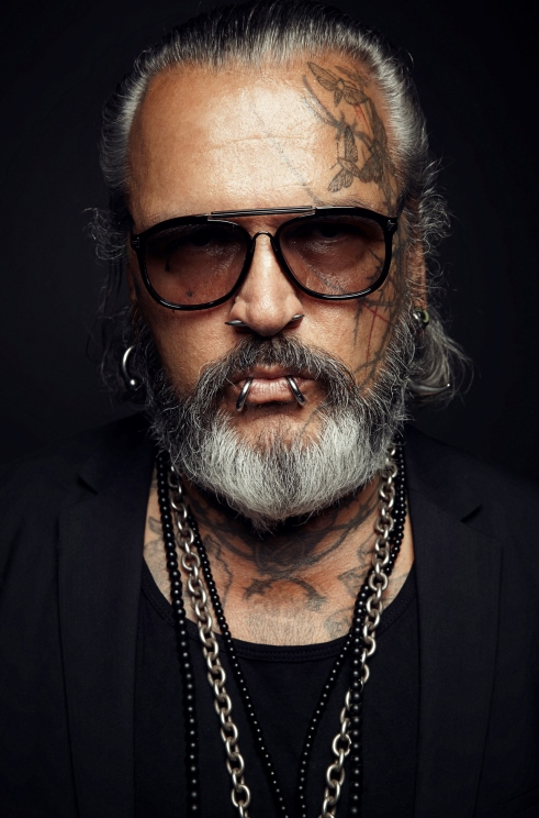 Sven Marquardt by Ole Westermann