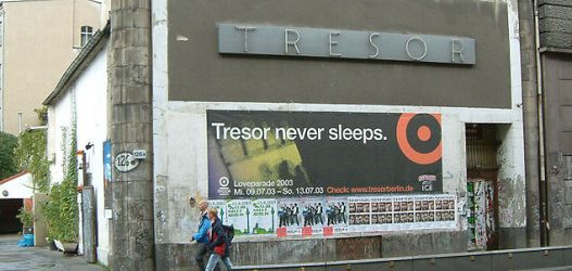 Tresor (Club) in Berlin September 2003