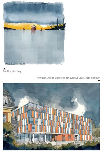 Hengeler Mueller-Bibliothek der Bucerius Law School, Hamburg