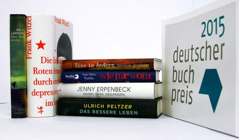 In 2015 the German Book Prize jury caused some surprises;