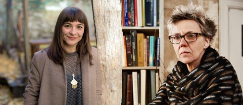 The Chamisso Prize winners 2016 Uljana Wolf (left) and Esther Kinsky (right) | Assembly
