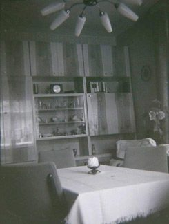 Jay Gard, The Wall-Unit of my Grandparents in its original location