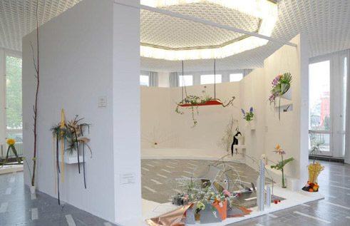 Kunst im Achteck - Schinkel Pavillon Berlin: Goethe-Institut