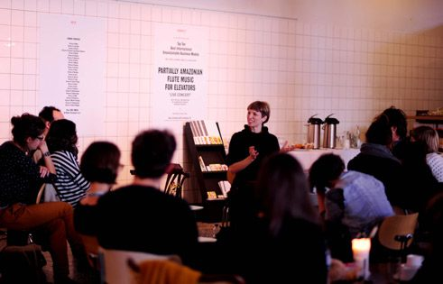 IMPACT 2014 at PACT Zollverein: workshop with Kate McIntosh;