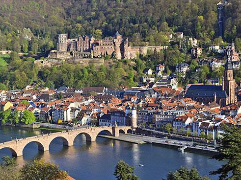 хайдельберг фото города