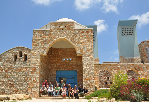 The Amitim Programme in Sachnin (Arabic city in the north of Israel)
