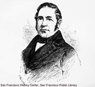 Jacob P. Leese © San Francisco History Center, San Francisco Public Library Jacob P. Leese