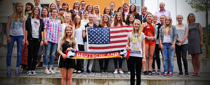 TOP Study Tour: Visit a School in Neumarkt