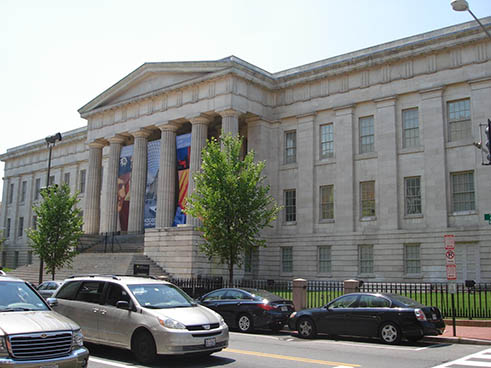 Old Patent Office Building, August 2010.
