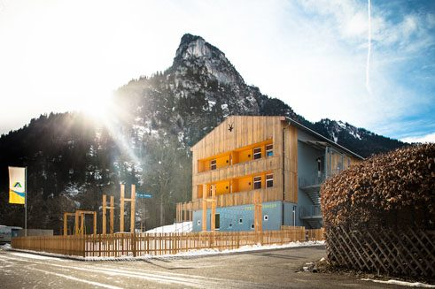 Youth Hostel Oberammergau, Schulze Dinter Architekten