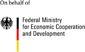 On behalf of the Federal Ministry for Economic Cooperation and Development