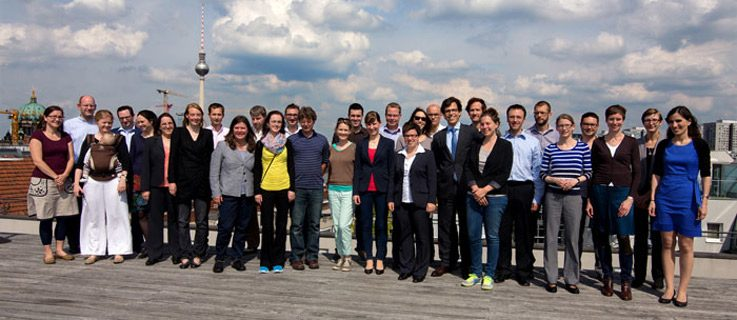 Talented young scientists and scholars – the members of the Junge Akademie;