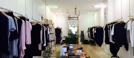 Tluxe store on Oxford Street, Paddington in Sydney