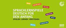 Sprachlernspiele Deutsch für den Anfang