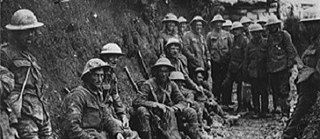 Royal Ulster Rifles an der Somme