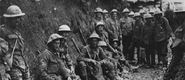 Royal Ulster Rifles at the Somme