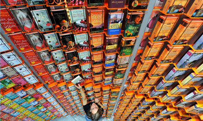 Frankfurter Buchmesse | © dpa/picture alliance