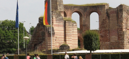 Colosseum in Trier