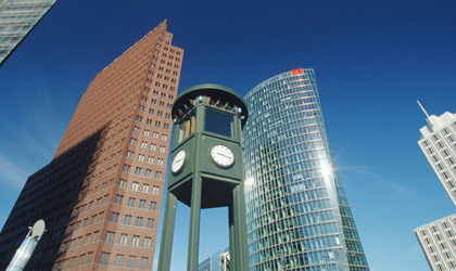 Potsdamer Platz © picture alliance / Arco Images GmbH