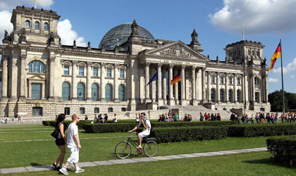 Reichstag © picture alliance / dpa
