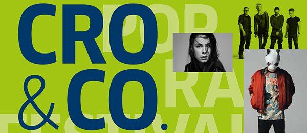 С музыкой Cro& Co.