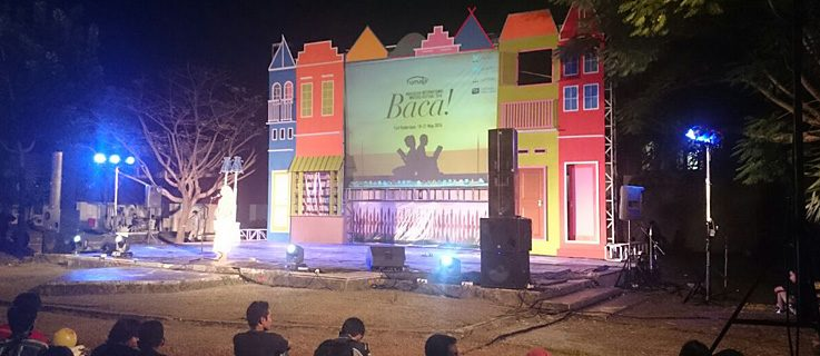 Makassar International Writer Festival © Goethe-Institut Indonesien
