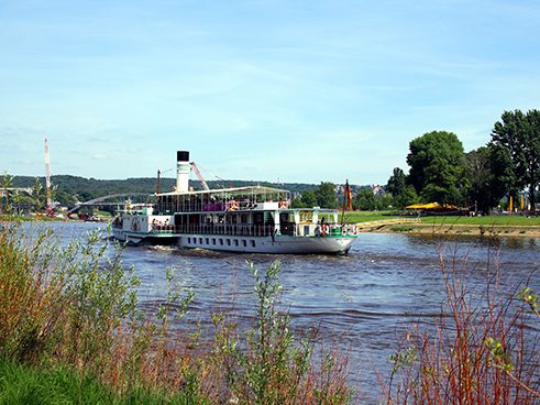 Summer on the Elbe