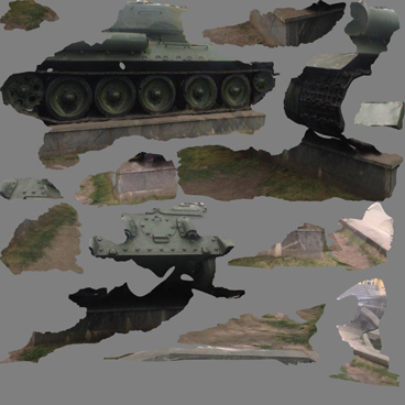 Hito Steyerl, Tank/Texture, 2015