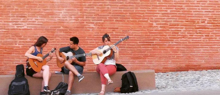 Musik am Ufer, Toulouse