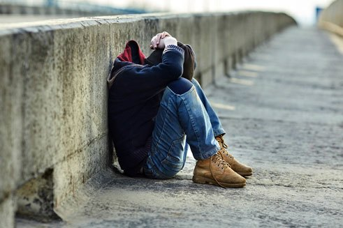 The youngest homeless are about 13 years old | © Roman Bodnarchuk - Fotolia.com