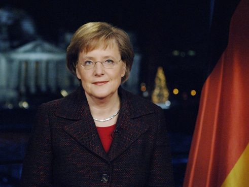 """Bundeskanzlerin"" (Lady Chancellor) – Word of the Year 2005"