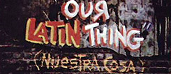 Musikalbum Fania All Stars – Our LatinThing 1971