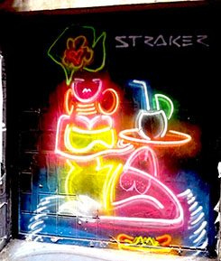 Neon Glow Style by Straker