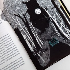 Laura Olschok won the Büchergilde's Designer Prize for her Tschick illustrations