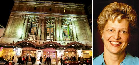 Geary Theatre, American Conservatory Theater; Carey Perloff (c) American Conservatory Theater