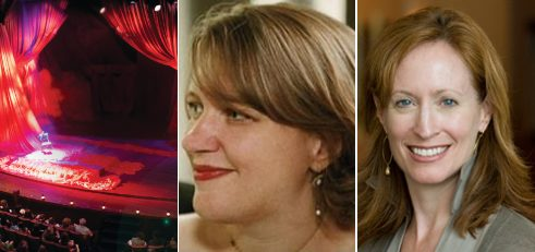 Alliance Theatre (c) Talia Bromstad; Celise Kalke (c) Stephanie Richardson; Susan Booth (c) Ross DeLoach