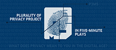 Plurality of Privacy Project in Five-Minute Plays logo