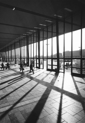 Hans Steffens, New Station , after 1960