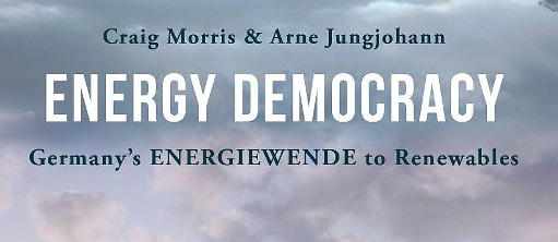 (c) Energy Democracy: Germany's Energiewende to Renewables
