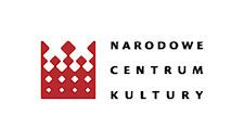 Logo: Narodowe Centrum Kultury (National Centre for Culture Poland)