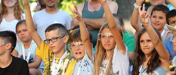 Kinder-Unis begeistern ein junges Publikum für die Wissenschaft