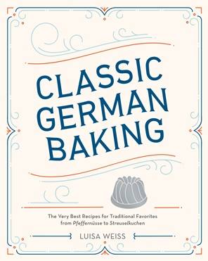 Book Cover Classic German Baking