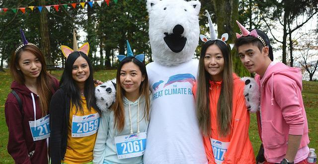 Inaugural Great Climate Race 2015