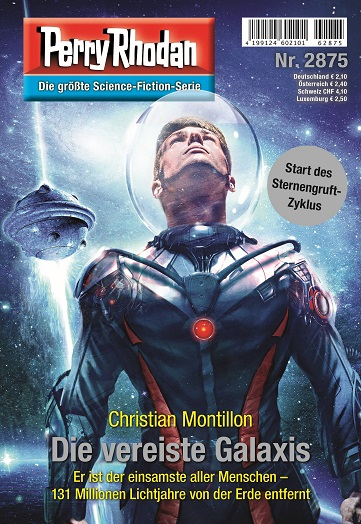 Cover Perry Rhodan Nr. 2875